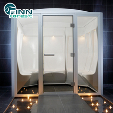 Factory price 2 person outdoor portable steam sauna room for sale