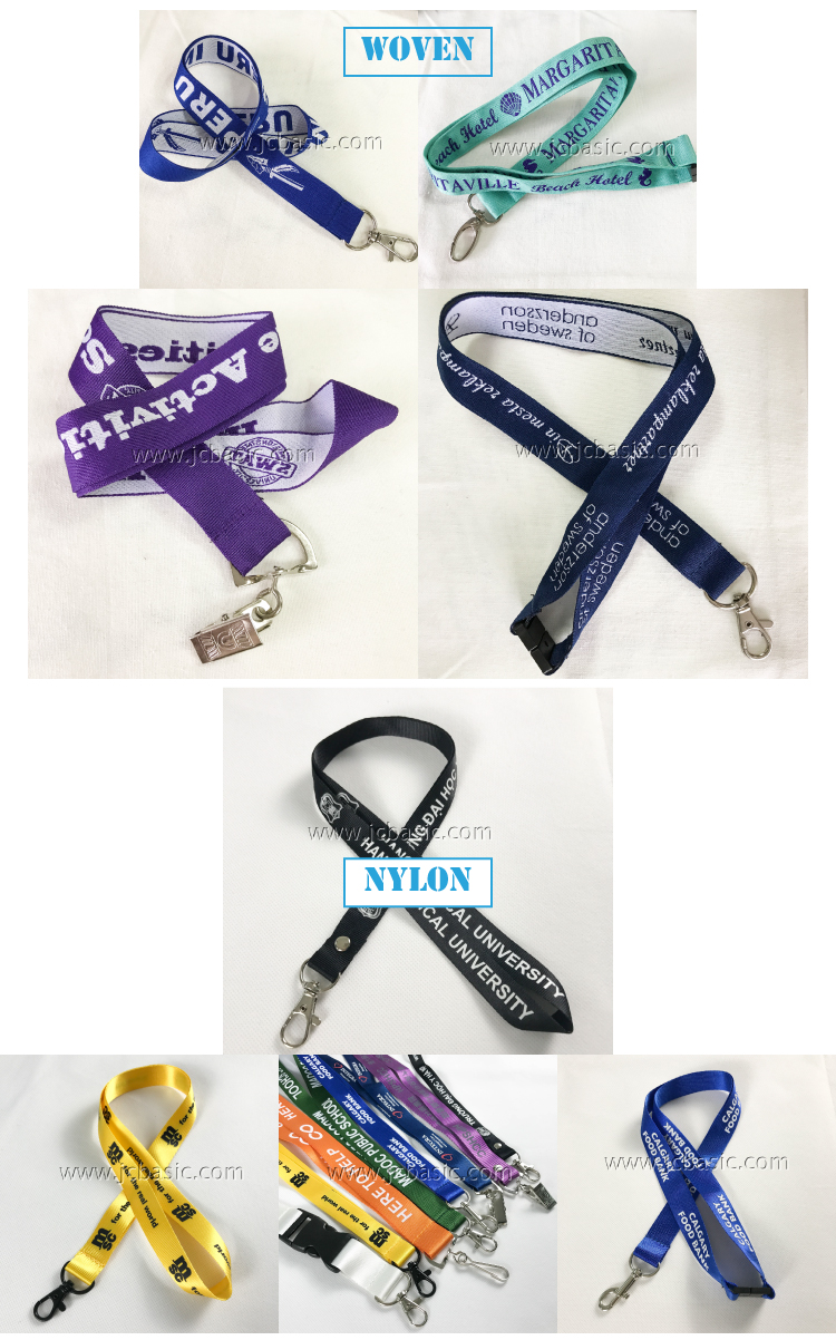 microsoft polyester roll rock band lanyard