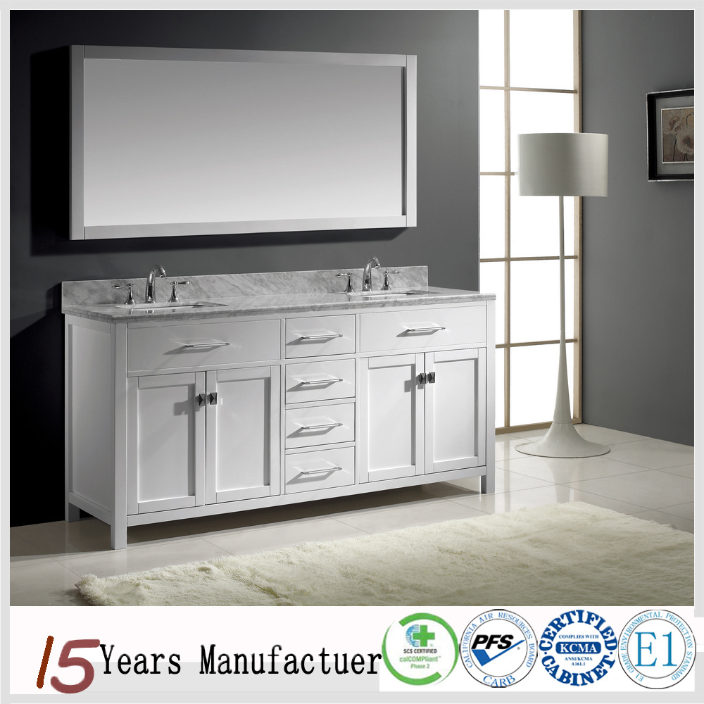 American Standard Rta White Bathroom Vanity Cabinet Design With ...