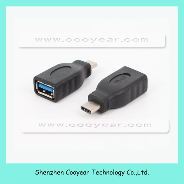 USB 3.1 Type C to USB3.0 Type-A Card Support WinXP/Vista/Win7/Win8 Mac 10.8