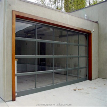 Aluminum Frame Gl Garage Door