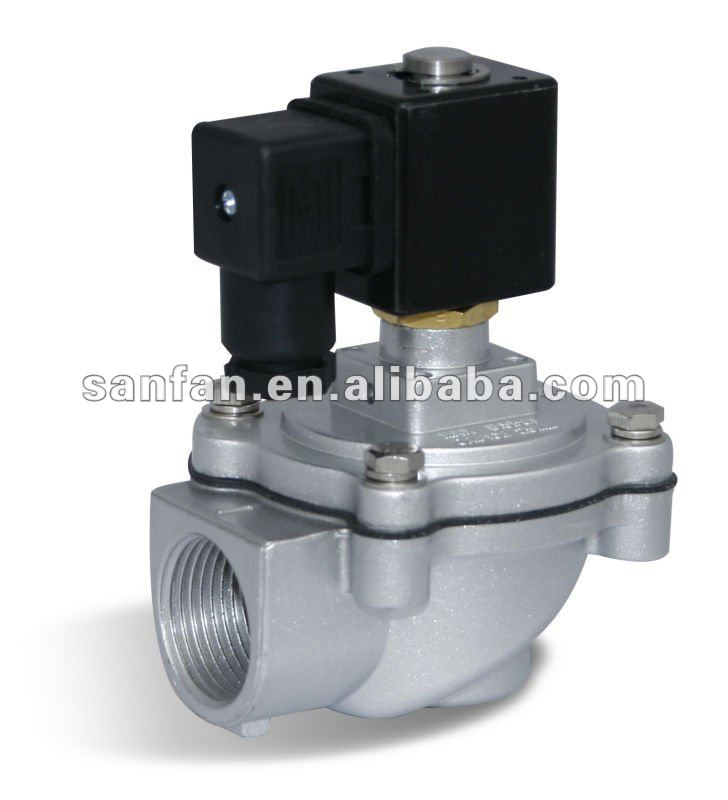 filter bag pulse jet valves suit for air protection enviroment