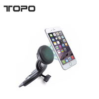 360 degree swiveling universal Car CD Slot Mount stand Magnetic Phone Holder for iphone for samsung for mobile phone