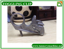 China leather toggle clamps for tannery