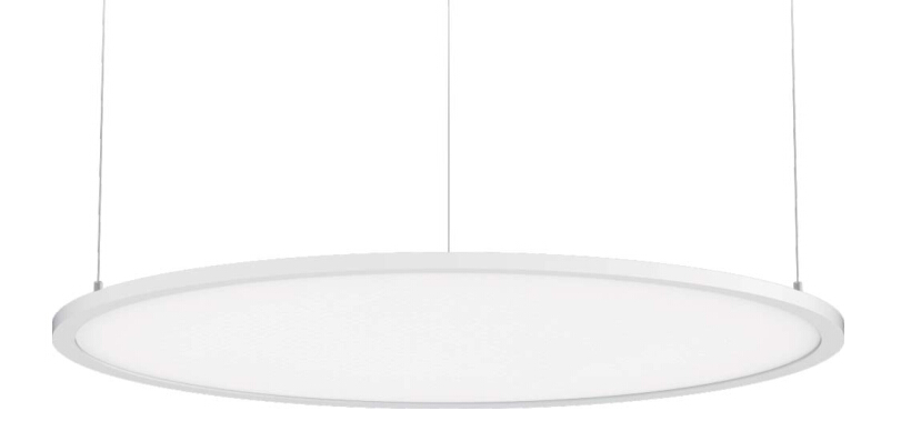 600mm round circular led ceiling panel light