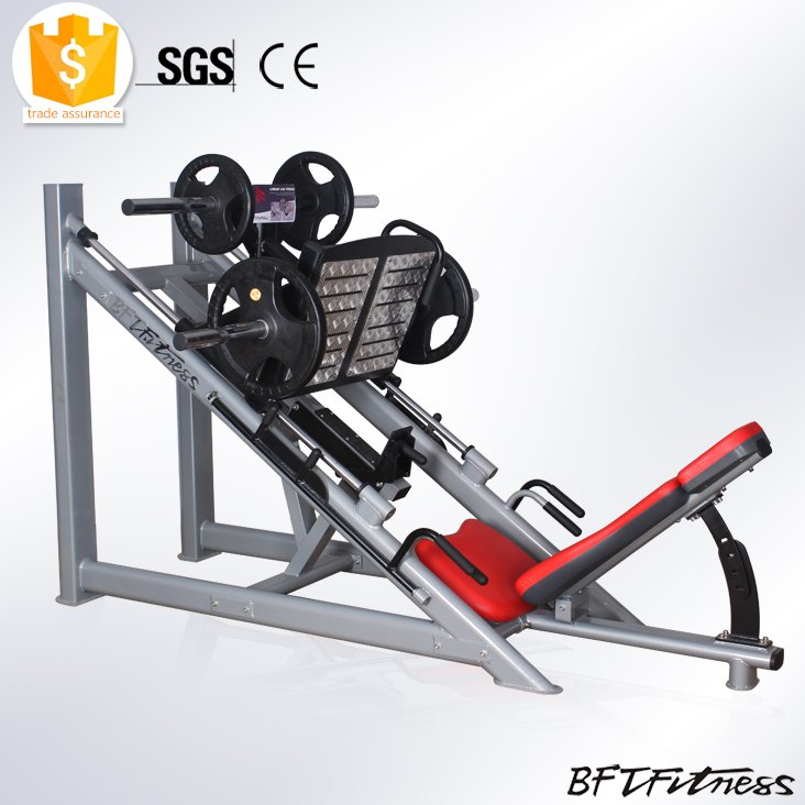 Hammer Strength Seated Leg Press 45 degree Kicking Gym Equipment