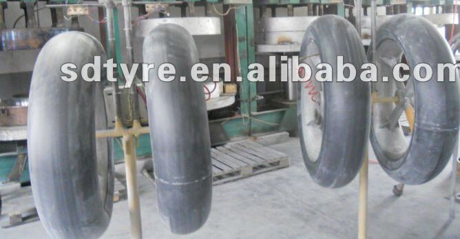 Good factory Butyl rubber Truck inner tube