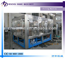 DCGF24-24-8 Carbonated Beverage Pet Can Filling Machine