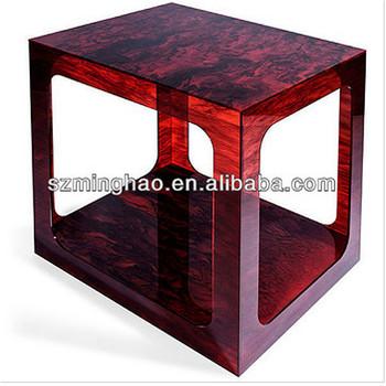 Colored Acrylic Furniture Modern Acrylic Coffee Table