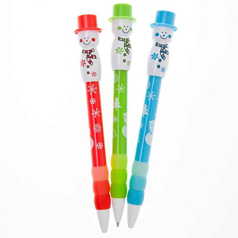 Snowman Pens