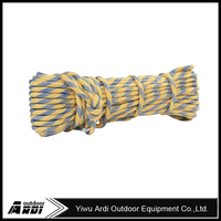 8mm 4KN Auxiliary Rope survival Safety Professional Rope durable paracord rope Climbing Cord
