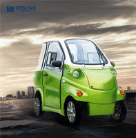M China EEC approval COC certificate electric car mini car