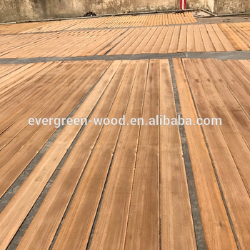 Burma teak wood marine ship deck boat marine flooring, View ...