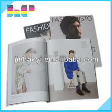 fashion man magazines, offset printing factory for over 15 years in China