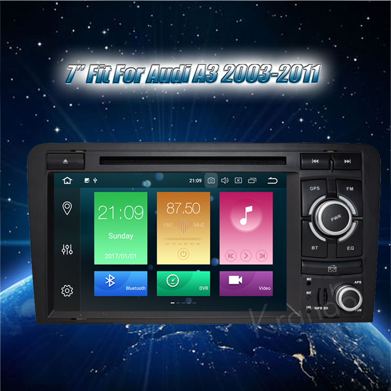 for audi a3 car android 8.0