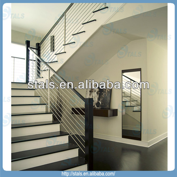 Stairway Handrail And Staircase Wire Railing Cable Indoor Gl Stair Railings Product On Alibaba