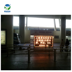 Single color/dual color/full color outdoor led display module 10mm p10 ph10