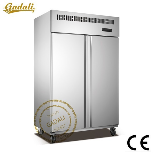 -25-10 degree frige freezer, super general deep freezer, stainless steel commercial refrigerator freezer