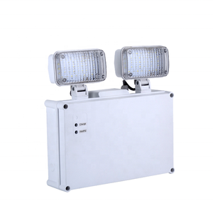 Good quality double head high power emergency light