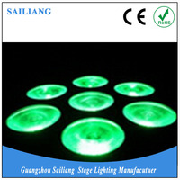 decorative lights for holiday7x10w Competitive Price Perfect DJ equipment for Disco Bar with free shipping