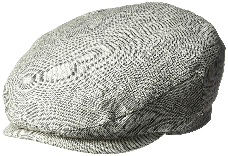 1765ecb63f0 Get Quotations · Henschel Men s 100% Linen Ivy Hat Cotton Lining