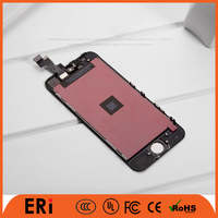 With small parts telphone portable lcd assembly display touch screen digitizer for iphone 5s, high quality lcd screen
