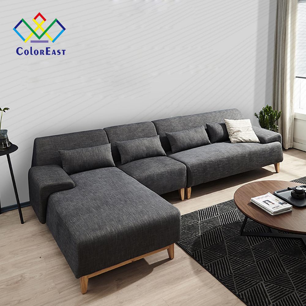 Hot Sale Fabric Sponge Home Corner Sofa Cefs011 For Living\\drawing Room -  Buy Home Corner Sofa,Genuine Leather Sofa,Living\\drawing Room Sofa Product  ...