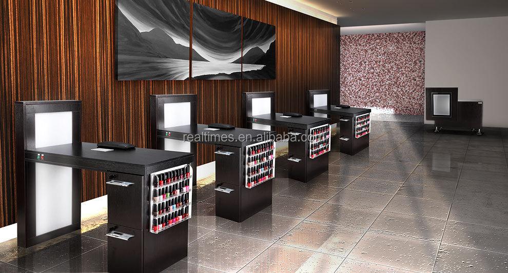 Wt 8613 Beauty Salon Table Modern Manicure Table Nail