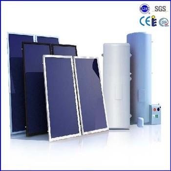 Split Flat Panel Solar Water Heater Buy Solar Heating