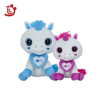 The Love in Color Unicorn Soft Plush Toys Collection Stuffed Animal Toys