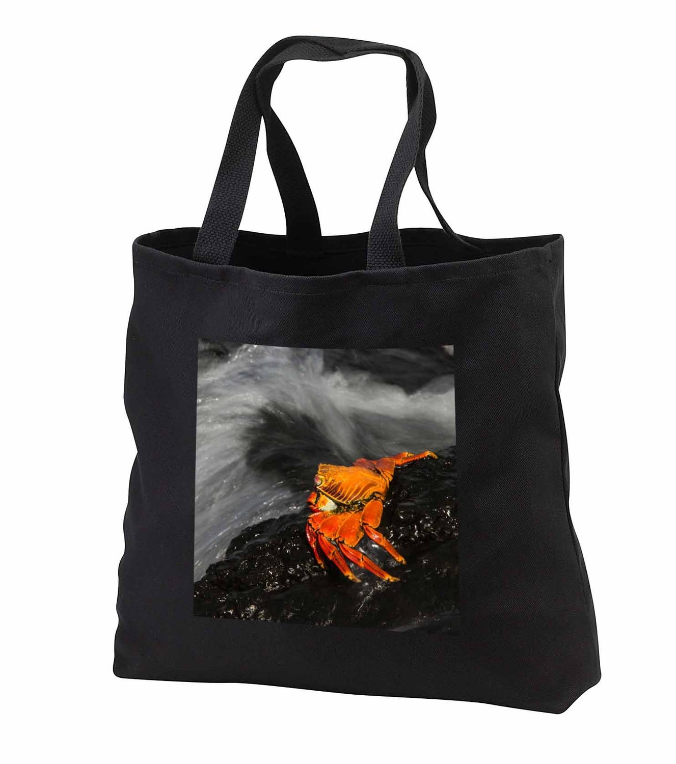 tb_228954 Danita Delimont - Crabs - Sally Lightfoot Crab, Grapsus grapsus, Galapagos Islands, Ecuador. - Tote Bags
