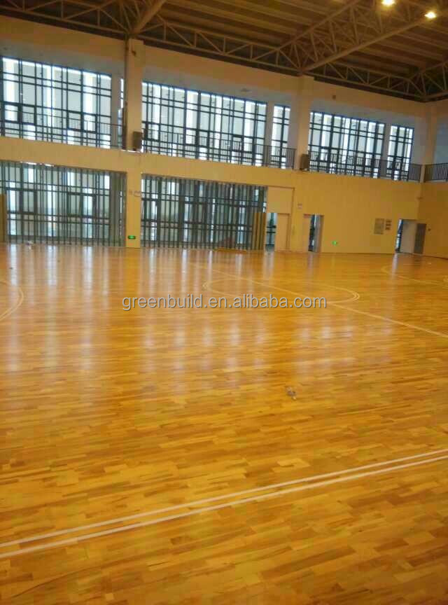 Basketball court wood flooring cost meze blog for Indoor basketball court flooring cost