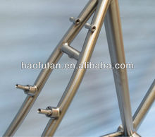 Haofutan titanium bike frames with V brake HFT -RC720