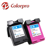 for hp 21 ink cartridge F2100 2180 2200 2280 D1460 printer cartridge for hp 22 ink cartridge