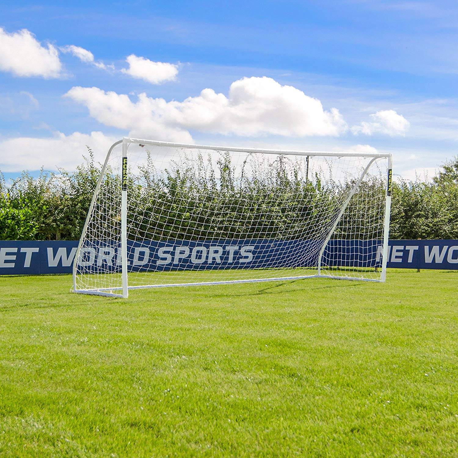 e24bfe7a3 Get Quotations · Forza 16ft x 7ft Soccer Goal & Net - The Largest Portable Soccer  Goal Available!