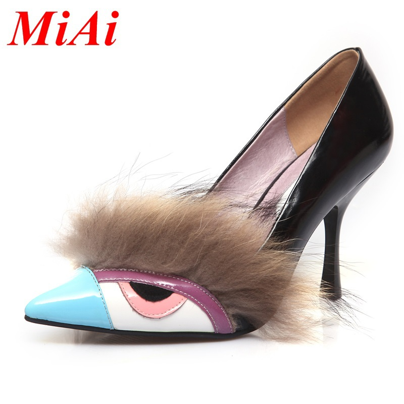 women's pumps 2015 new fashion spring autumn shoes woman sexy pumps high heels pointed toe wedding shoes pumps women party shoes