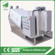 MDS High quality best selling stainless steel sludge dewatering machine