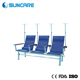 Hospital Public 3 Seater Padded Link Chair Waiting iv Infusion Chairs For Waiting Room
