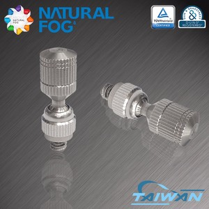 Natural Fog High Pressure Cleaning Flat Fan Water Jet Spray Nozzle