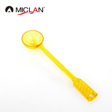 plastic cat coffee measuring stirring spoon with bag clip