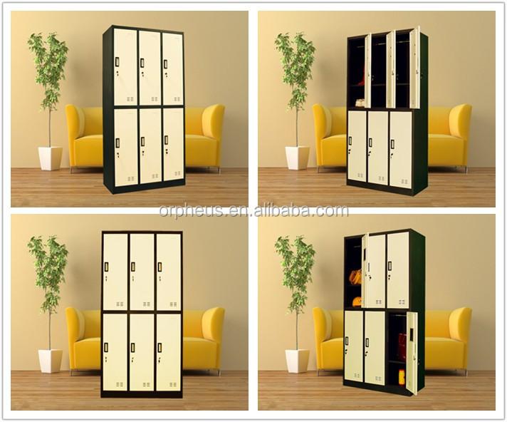 Multiple Door Custom Metal Clothes Ark Home Conforama Wardrobes