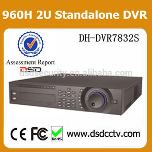 dahua dvr board 2U DH-DVR7832S standalone dvr with 32ch