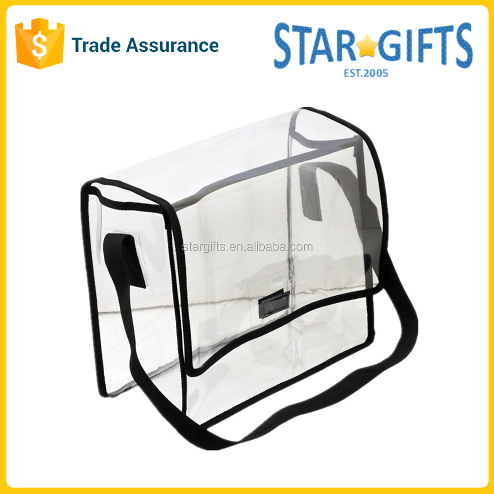 Person Fashional Transparent PVC Bag for Travel Cosmetic Storage
