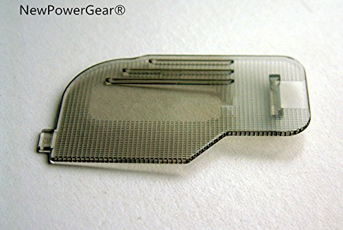 NewPowerGear Bobbin Cover Plate Replacement for Sew Machine Brother XR4040, XR6600, XR7700, XR9000, XR9500PRW Babylock BLDC, BLDC2 Decorators Choice, BLCC
