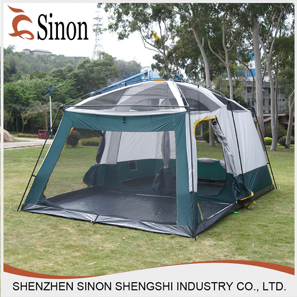 Wholsale Sound Proof Transparent Camping Tent 6 Person ...