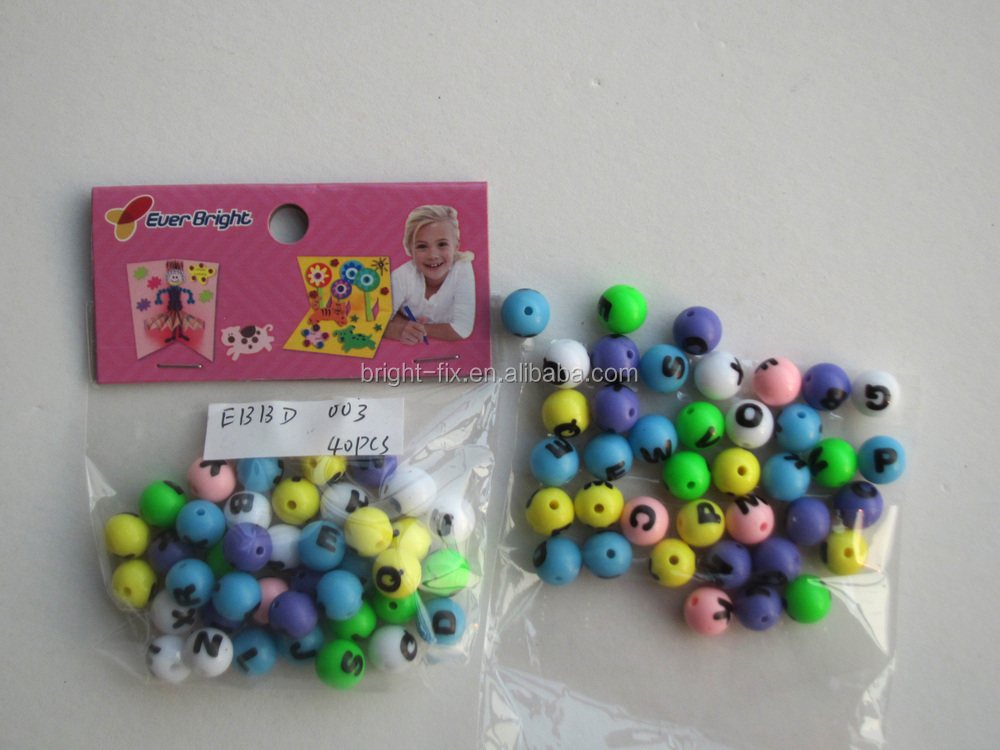 Chinese Factory Supply Beautiful Beads Toy Set,Educational Craft ...