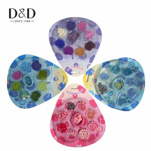D D 2 pcs Polyester Cord String Strap Necklace Ropes Bead Fit Shamballa Bracelet with Beads DIY Accessories 93cm