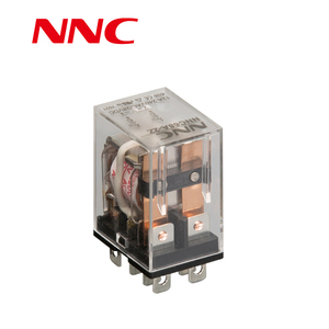 NNC Clion NNC68A LY2 10A 8Pin Votage Relay 24V General Purpose Relay jqx-13f electromagnetic relay coil 220vac