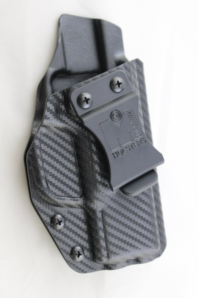 Multi Holsters Elite Springfield Armory XDe 3.3 9mm IWB FOMI Right-Hand Holster