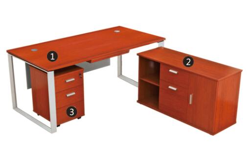boss modern director office table design executive office desk 6 rh alibaba com Wooden Desk Designs Raised Desk
